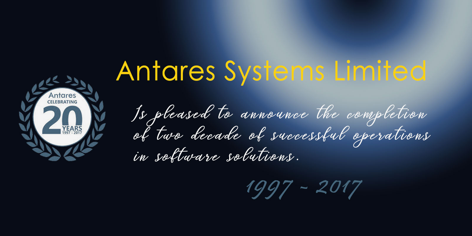Antares Systems Ltd.